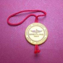 Breitling Siegel gelb rote Kordel