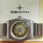 Zenith DEFY AUTOMATIC  2562PC 28800 A/h  OVERSIZED DIVER VINTAGE