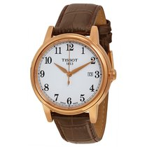 Tissot Men's T0854103601200 T-Classic Carson Watch