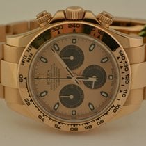 Rolex DAYTONA ROSE GOLD LAST DIAL ROSE GOLD THE BEST