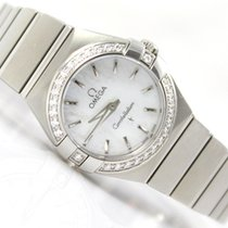 Omega CONSTELLATION DIAMOND & MOP DIAL