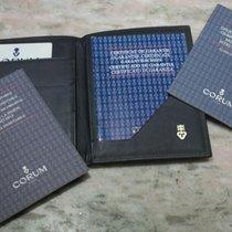 Corum vintage complete kit admirals cup chono card blanc nos