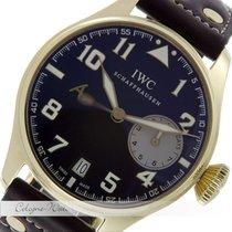 IWC Grosse Fliegeruhr Saint Exupery Rosegold IW500421