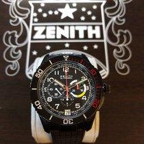 Zenith El Primero Stratos Flyback Rainbow Chronograph