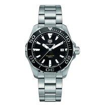 TAG Heuer Aquaracer 40.5mm Date Quartz Mens Watch Ref WAY111A....