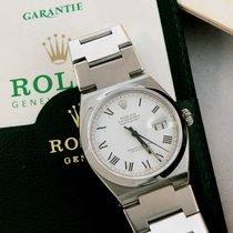 "Rolex Datejust Oysterquartz""white Roman Dial"" B &..."
