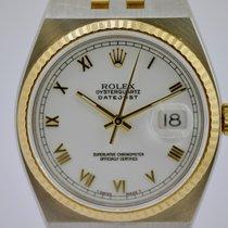 Rolex Datejust Oysterquartz mit Box und Papieren GENERALÜBERHOLT
