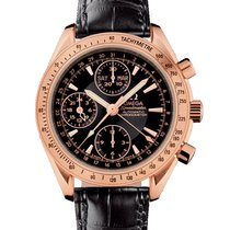 Omega Speedmaster Day Date Rose Gold Watch