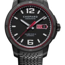 Chopard Mille Miglia GTS Automatic Speed Black Stainless Steel...