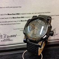 Romain Jerome Moon DNA dust black mood black Auto Men's Watch