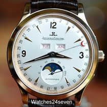 Jaeger-LeCoultre Master Moon Triple Calendar Rose Gold 37mm,...