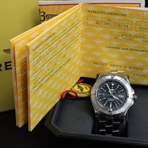 Breitling Colt Automatic A17380 Stainless Steel Box & Papers