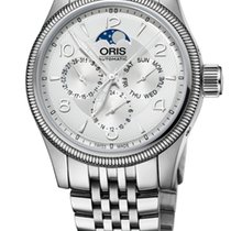 Ορίς (Oris) Oris Big Crown Complication, Day, Moon Phase,...
