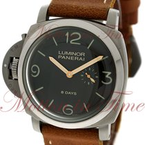 "Panerai Luminor 1950 Left-Handed 8-Days ""Titanio"",..."