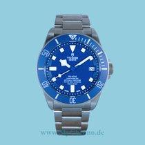 Tudor Pelagos Index blue Titan with new movement - NEU-
