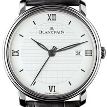 Blancpain Villeret Ultra Slim Automatic 40mm 6651-1143-55b