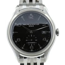 Baume & Mercier Clifton Small Second Steel