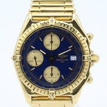 Breitling Chronomat Chronograph Automatic Full 18k Gold K13047X