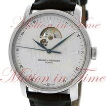 Baume & Mercier Classima Executives XL, Silver Dial -...