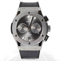 Hublot Classic Fusion Racing Grey Chronograph Titanium 45mm -...