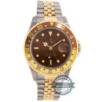 "Rolex GMT Master II ""Rootbeer"" 16713"
