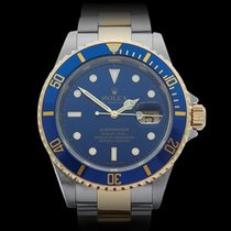 Rolex Submariner Sun Burst Stainless Steel/18k Yellow Gold...