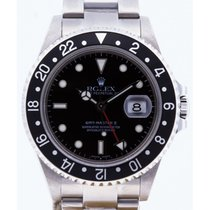 Rolex GMT-MASTER II 16710 year 2005