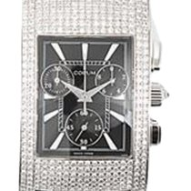 Corum 196.540.69/0000 FM66 Moonlight with Chronograph in White...