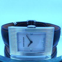Boucheron modern REFLET lady medium steel with diamonds serial...