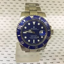Rolex Submariner Oyster Perpetual Date White Gold - 116619LB