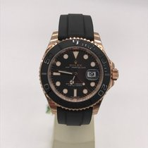 Rolex Yacht-Master Rose Gold 116655 New