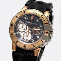 Harry Winston Ocean Diver Chronograph Ref 410/MCA44RZ