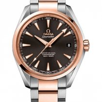 Omega 231.20.42.21.06.003 Aqua Terra Chronometer 41.5mm...