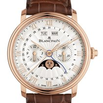 Blancpain Chronographe Monopoussoir 18K Rose Gold Men's Watch