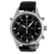 IWC Pilot's Double Chronograph IW3778-01