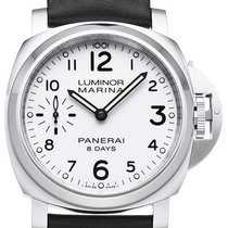 パネライ (Panerai) Panerai Luminor Marina 8 Days Acciaio PAM563