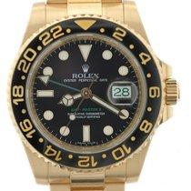Rolex GMT II ref. 116718 Oro Giallo 06/2009 art. Rg1286