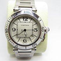 Cartier PASHA SEATIMER XL DATE Gent's Steel 47m.