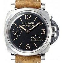 Panerai Luminor 1950 3 Days Power Reserve Stainless Steel 47mm