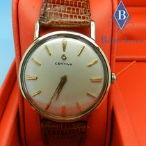 Certina VINTAGE 18K SOLID GOLD