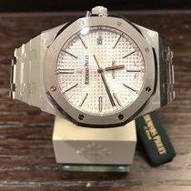 Audemars Piguet Royal Oak Selfwinding 41 mm White Dial...