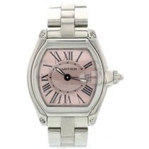 Cartier Roadster 2675 Pink Dial Watch