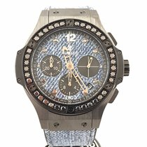 Hublot Jeans Ceramik  Black Diamonds