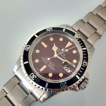 Rolex 1680 RED MARK, BROWN DIAL, TROPICAL.