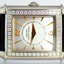 Girard Perregaux Vintage 1945 Ladies 18K White Gold &...