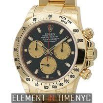 Rolex Daytona 18k Yellow Gold Paul Newman Dial