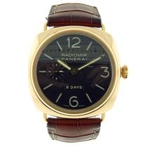 Panerai 8 Days Power Reserve pam197