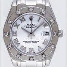 Rolex DateJust Pearlmaster Masterpiece 81319