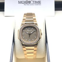 Patek Philippe 7010/1R-012 Rose Gold Ladies Nautilus 32mm [NEW]