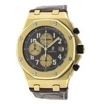 Audemars Piguet Royal Oak Offshore 18K Solid Gold Arnold...